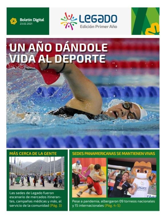 Boletín Legado Te Informa- Edición de aniversario
