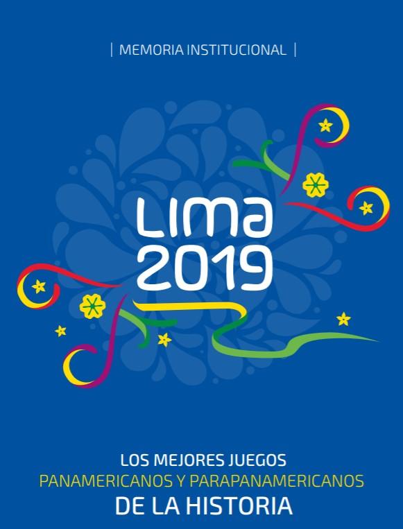 Memoria Institucional Lima2019